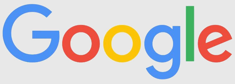 Google attribution logo